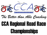 Better Than Able Coaching CCA Regional Road Race Championships