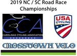 2019 NC / SC State Road Race Championship (RESCHEDULED)